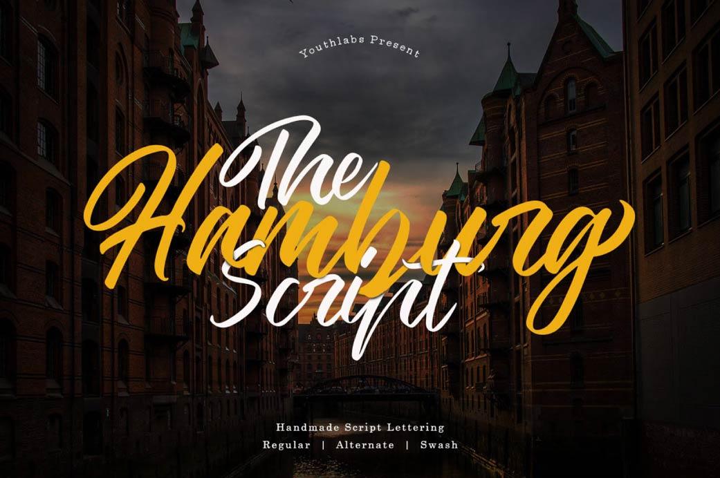 the-hamburg-script-typeface