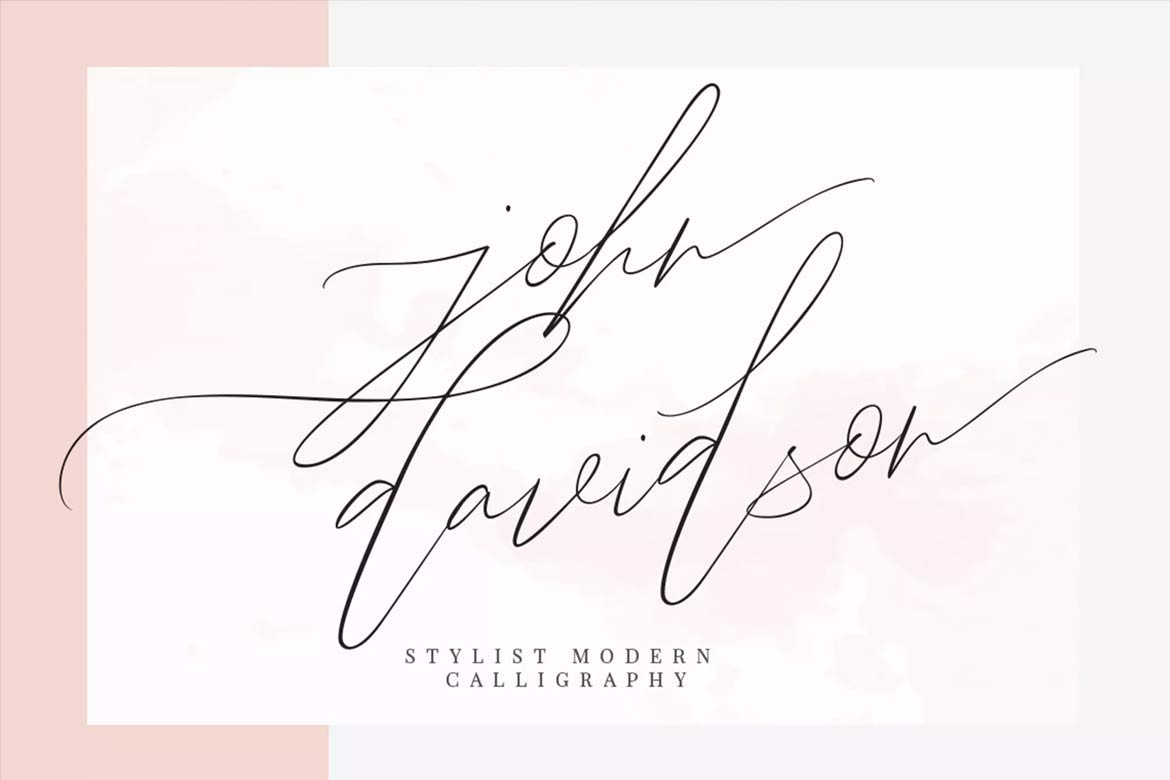 best-script-fonts-on-envato-elements-john-davidson