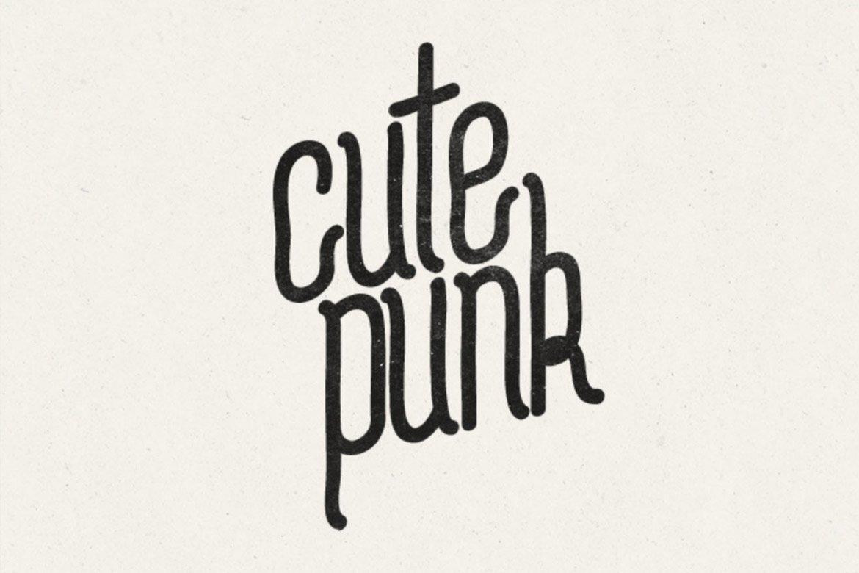 cute-punk-free-font