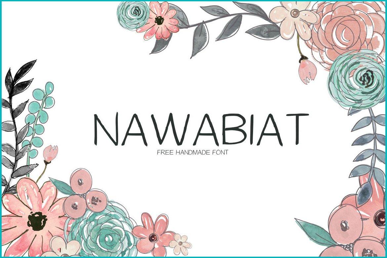 nawabiat-free-font