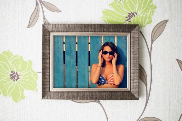 Beautiful-frame-mockup