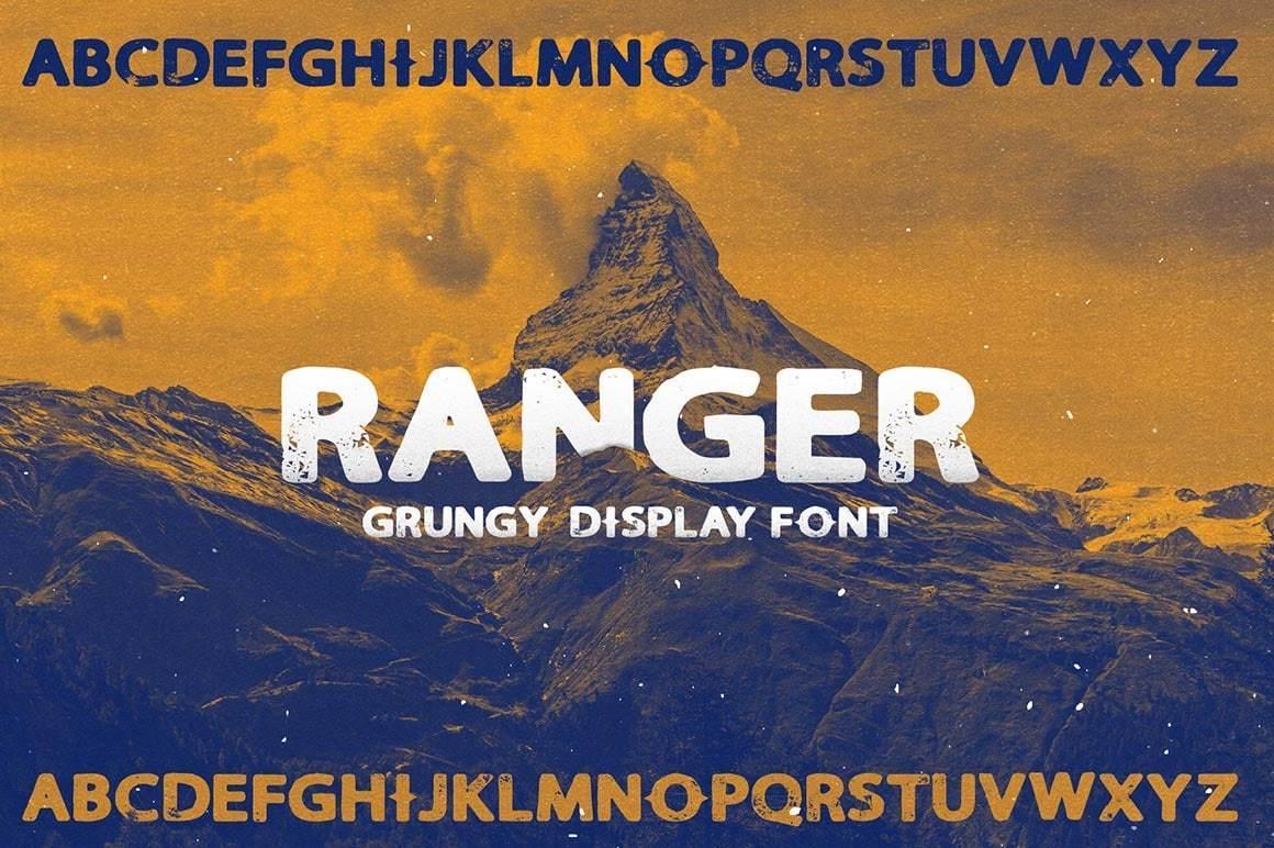 Range-Sans-Free-Font
