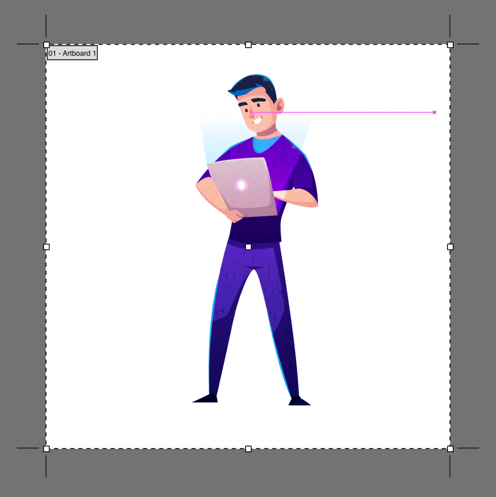 how to change canvas size in illustrator