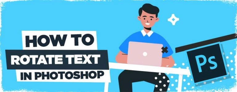 how-to-rotate-text-in-photoshop