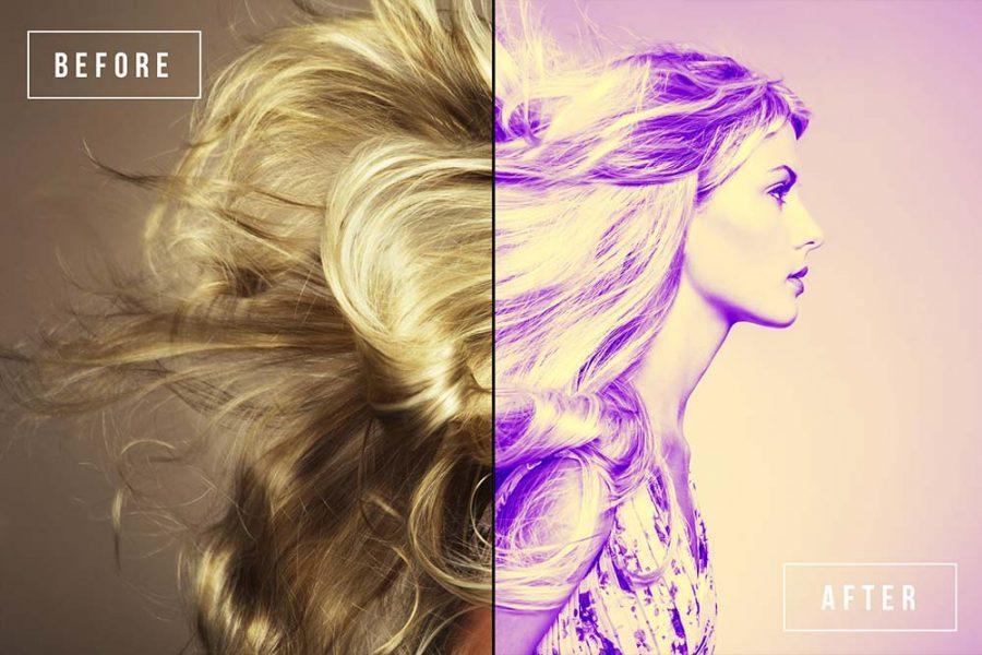 Faded-Duotone-Lightroom-Presets-1