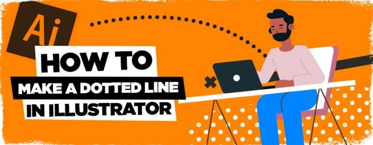 how-to-make-a-dotted-line-in-illustrator
