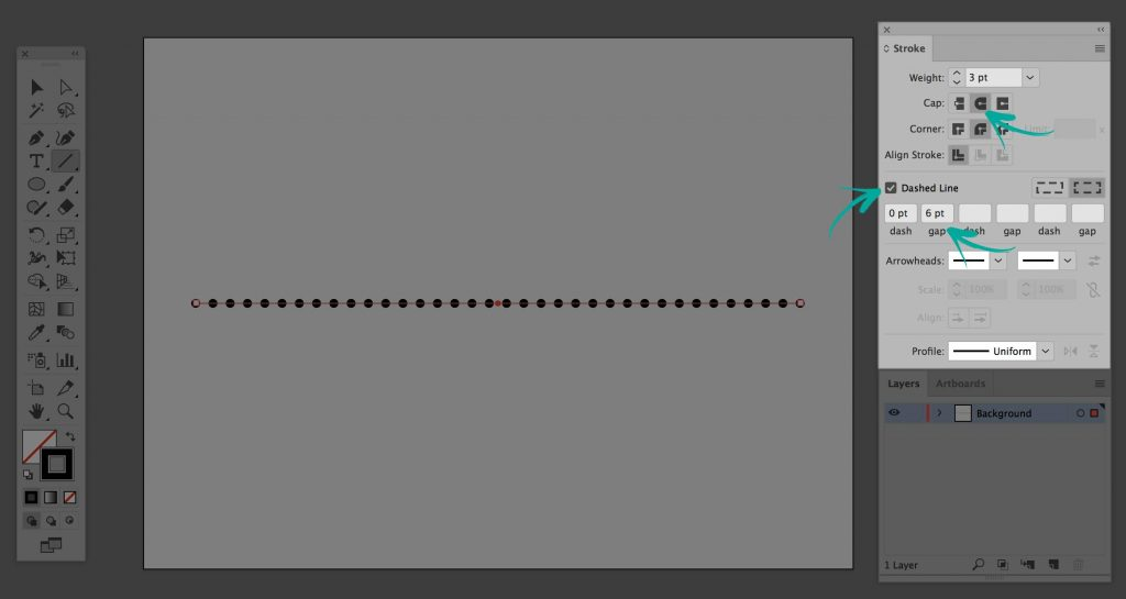 how -to-make-a-dotted-line-in-illustrator3