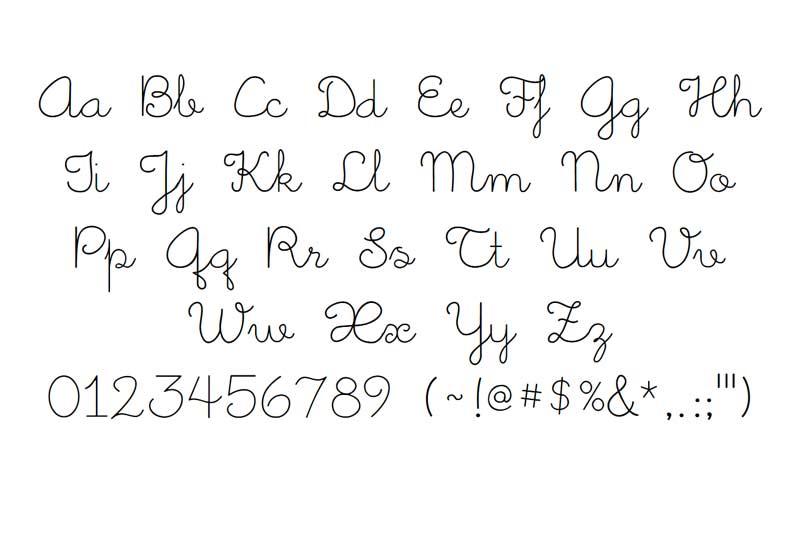 little-days-handwriting-script-font