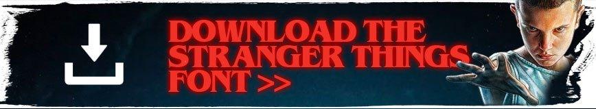 download-stranger-things-font