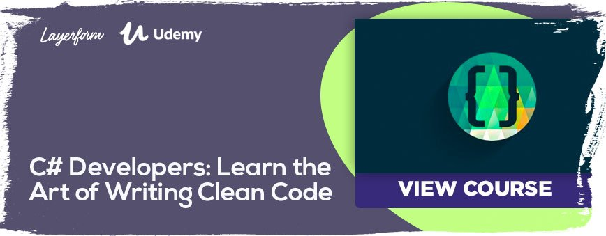C#-Developers--Learn-the-Art-of-Writing-Clean-Code