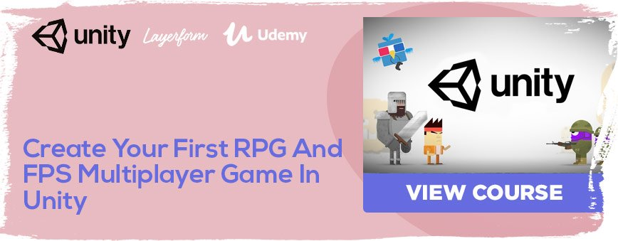 Create-Your-First-RPG-And-FPS-Multiplayer-Game-In-Unity