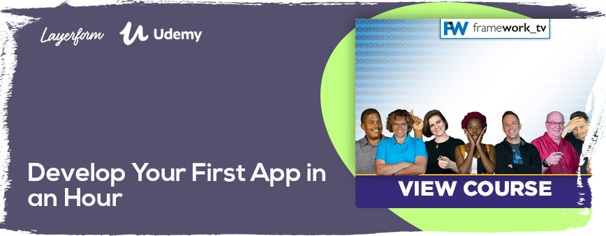 Develop-Your-First-App-in-Hour