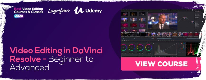 Video-Editing-in-DaVinci-Resolve---Beginner-to-Advanced