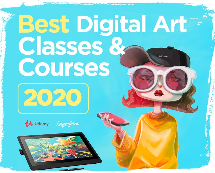 best-digital-art-classes-2020
