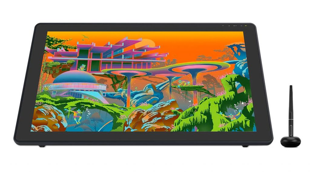 2020-HUION-KAMVAS-22-Plus-Graphics-Drawing-Tablet-with-Full-Laminated-QD-LCD-Screen