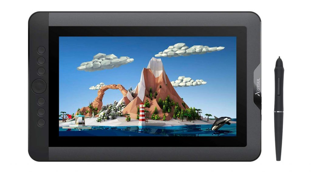 Artisul-D13S-13.3-Inch-Graphics-Drawing-Tablet