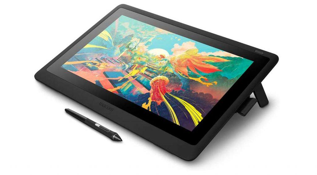 Wacom-DTK1660K0A-Cintiq-16-Drawing-Tablet-with-Screen