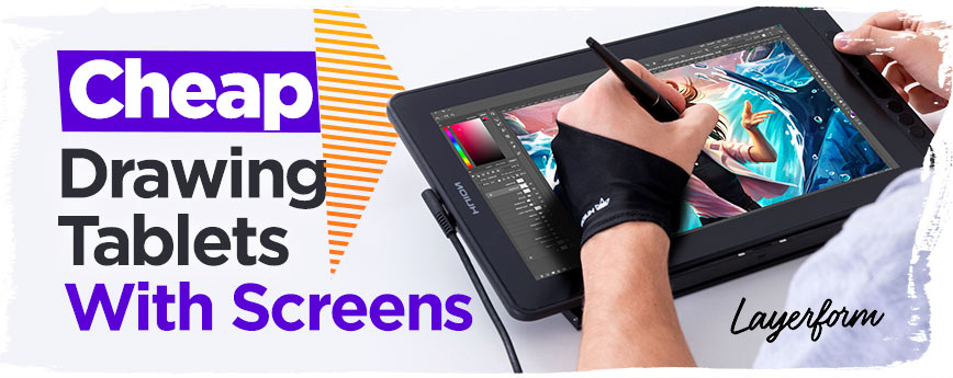 cheap-drawing-tablets-with-screens