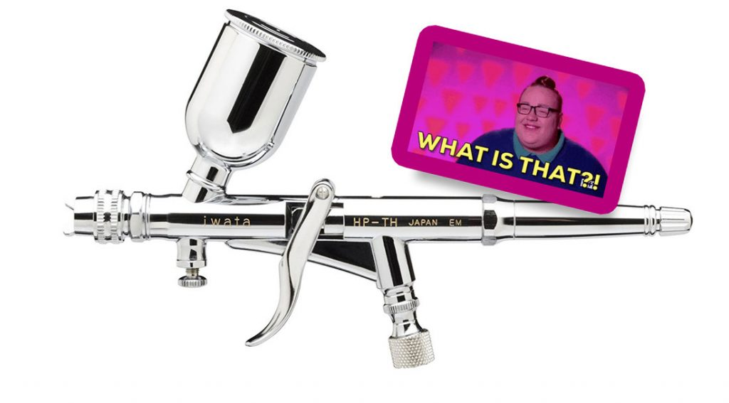 what-is-an-airbrush
