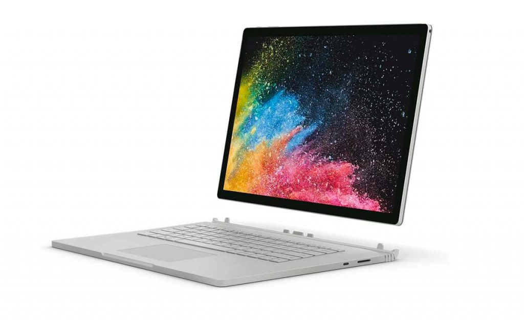 New-Microsoft-Surface-Book-2